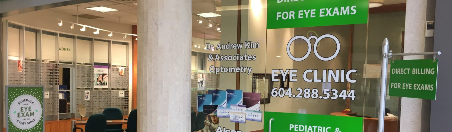 Dr. Andrew Kim & Associates Optometry